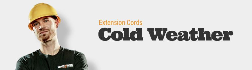 Cold Weather Extension Cords
