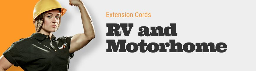 RV & Motorhome Extension Cords