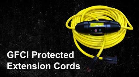 Picture for category GFCI Protected Extension Cords