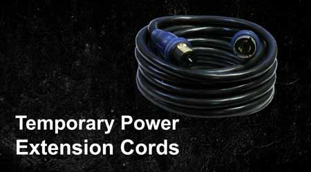 Picture for category Temporary Power Cords