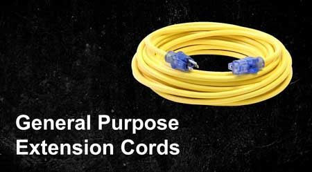 Picture for category General Purpose Extension Cords