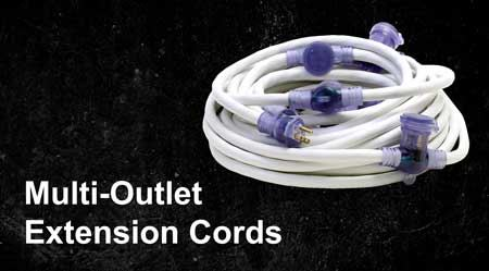 Picture for category Multi-Outlet Cords