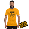 Picture of Bad Ass 4 Life T-Shirt - XL Gold