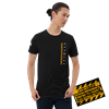 Picture of Bad Ass At Work T-Shirt - Large Black