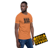 Picture of Bad Ass Zone T-Shirt - Small Burnt Orange