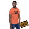 Picture of Bad Ass Zone T-Shirt - Large Heather Orange