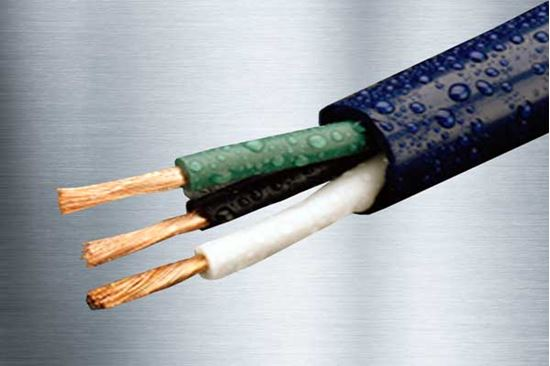 Picture of 1000 Foot 12/3 STW Power Cable