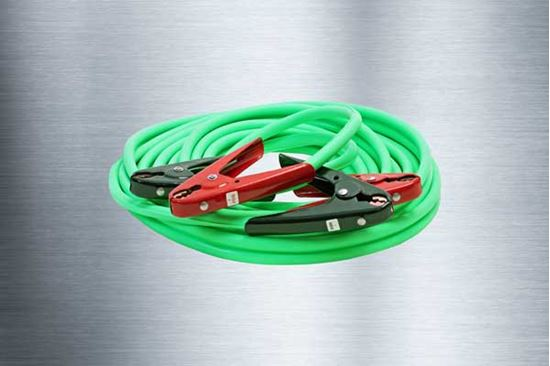 Picture of 25 Foot 2GA Battery Booster Cables