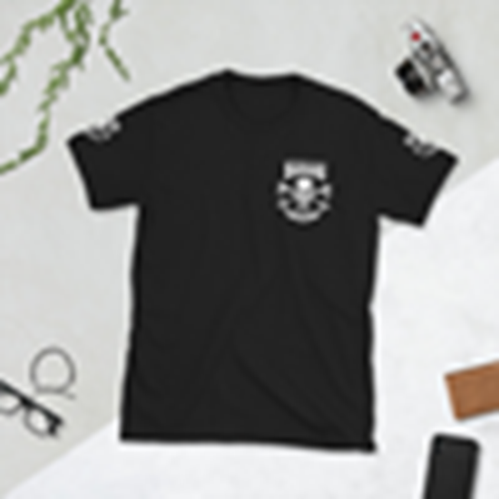 Picture of Bad Ass Short Sleeve T-shirt - 2X