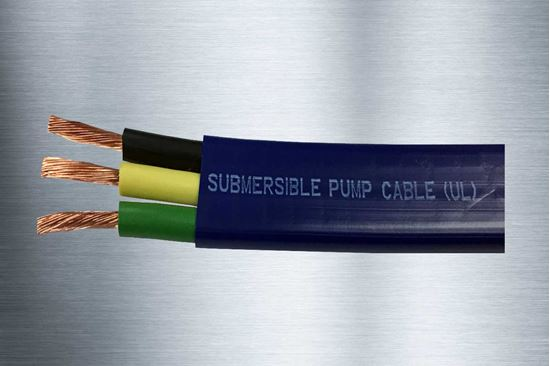 Picture of 250 Foot 10/2 + Ground Submersible Pump Cable