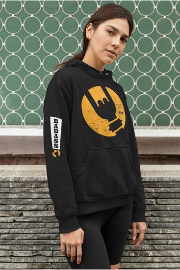Picture of Bad Ass Icon Hoodie