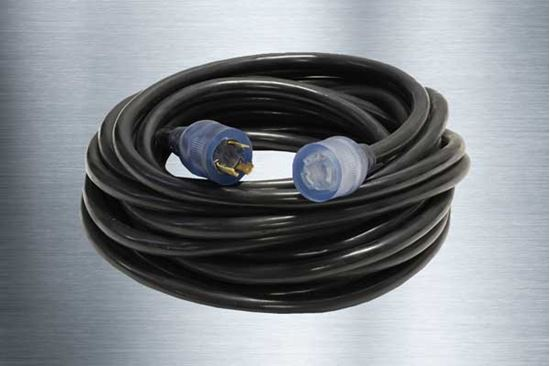 Picture of 100 Foot 10/3 STW 30A Lighted Roof Seaming Machine Cord