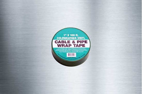 Picture of 100 Foot x 1 Inch Cable & Pipe Wrap Tape