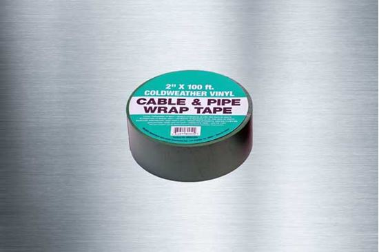 Picture of 100 Foot x 2 Inch Cable & Pipe Wrap Tape
