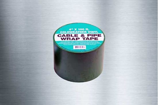 Picture of 100 Foot x 4 Inch Cable & Pipe Wrap Tape
