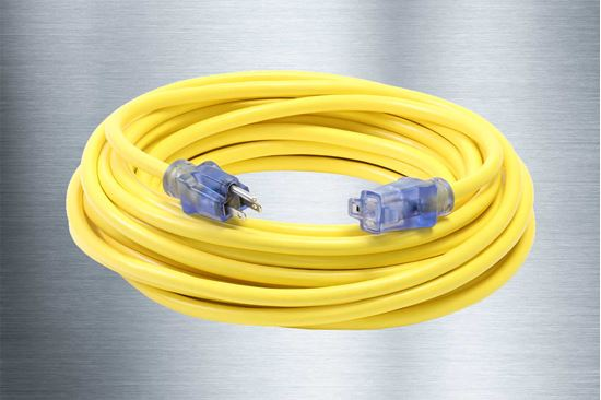 Picture of 40 Foot 14/3 SJTW General Purpose Lighted Extension Cord