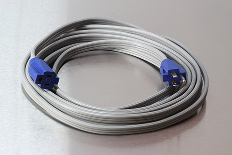 Picture of 25 Foot 12/3 SPT-3  Low Profile Extension Cord