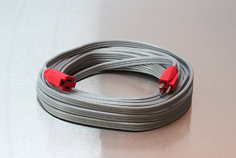 Picture of 50 Foot 12/3 SPT-3 Bad Ass  Low Profile Extension Cord