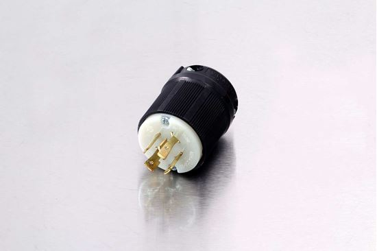 Picture of Century 20A-250V Twistlock Plug NEMA L15-20P