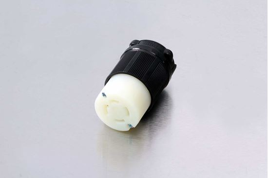 Picture of Century 30A-250V Twistlock Connector, NEMA L15-30C