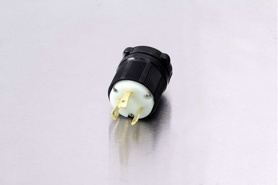 Picture of Century 30A-250V Twistlock Plug NEMA L6-30P