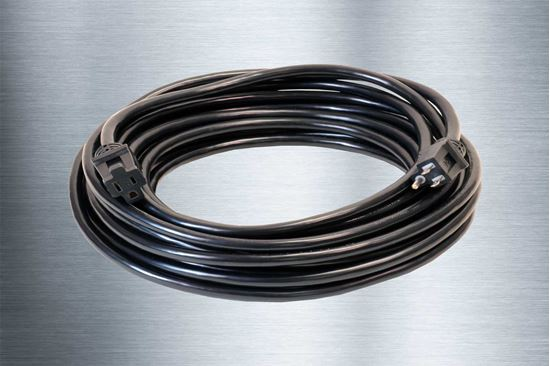 Picture of 50 Foot 14/3 SJTW Bad Ass Audio Visual Extension Cord