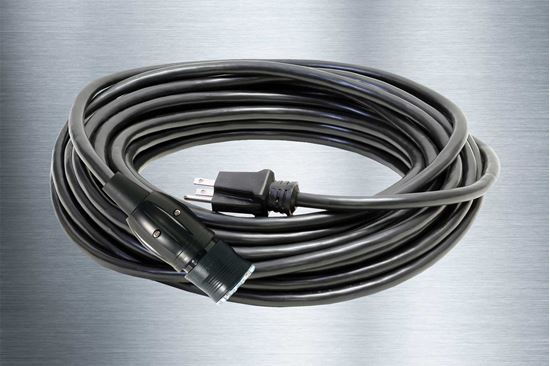 Picture of 25 Foot 12/3 SJTW Click-to-Lock Audio Visual Extension Cord